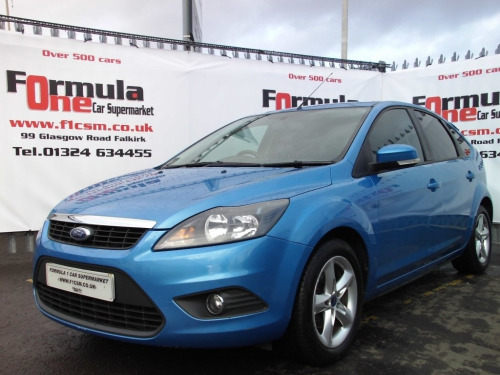Ford Focus  1.6 Zetec 5dr p/x welcome