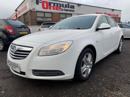 Vauxhall Insignia  1.8 i VVT 16v Exclusiv 5dr p/x welcome