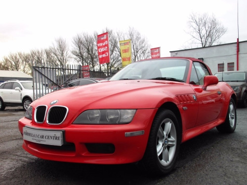 BMW Z3  1.9 Roadster 2dr p/x welcome