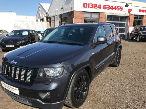 Jeep Grand Cherokee  3.0 V6 CRD S-LIMITED 5d 237 BHP