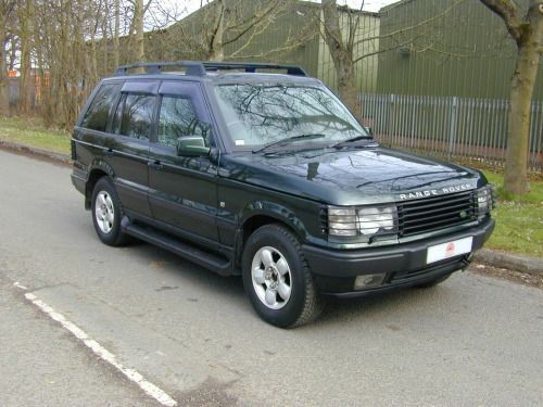Land Rover Range Rover  Range Rover P38 4.6 Vouge Automatic – Air Con (RHD - Fresh Japanese Import)