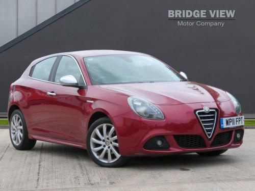 Alfa Romeo Giulietta  1.6 JTDM-2 VELOCE 5d 105 BHP