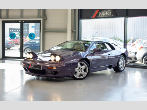 Lotus Esprit  2.2 S4 TURBO 2d 224 BHP