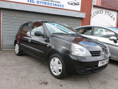 Renault Clio  1.2 Campus 2007 5dr