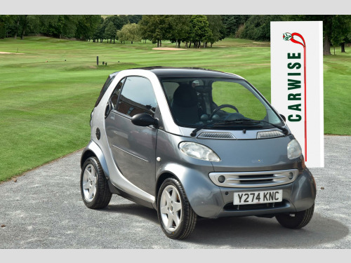 Smart City-Coupe  smart and pulse 2dr Auto
