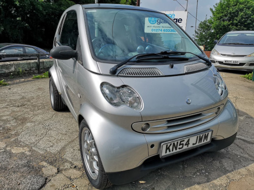 Smart City-Coupe  Silverpulse 2dr Auto Turbo