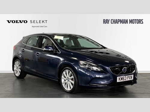 Volvo V40  D3 SE Lux Nav Auto (Winter Pack & Driver Support Pack)
