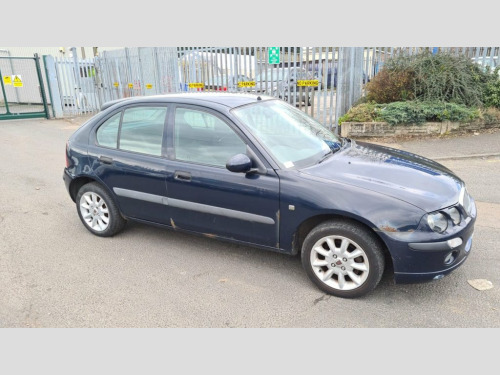 Rover 25  1.4 IMPRESSION S 3 5d 84 BHP CD PLAYER WITH FM RAD