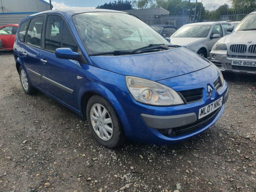 Renault Grand Scenic  1.5 DYNAMIQUE DCI 7STR 5d 106 BHP FULL SERVICE HIS