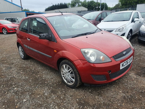 Ford Fiesta  1.2 STYLE CLIMATE 16V 3d 78 BHP NO SERVICE HISTORY