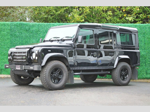 Land Rover Defender  2.4 110 XS STATION WAGON 5d 122 BHP
