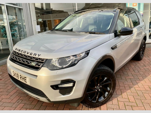 Land Rover Discovery Sport  2.0 TD4 SE TECH 5d 180 BHP
