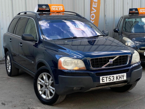 Volvo XC90  2.4 D5 SE 5dr Geartronic