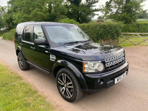 Land Rover Discovery  3.0 4 SDV6 HSE 5d 255 BHP