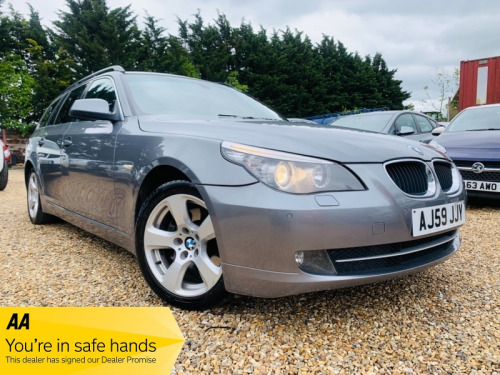 BMW 5 Series 520 520d SE BUSINESS EDITION TOURING