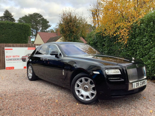 Rolls-Royce Ghost  6.6 V12 4d 564 BHP PRIVATE OWNER FULL ROLLS ROYCE