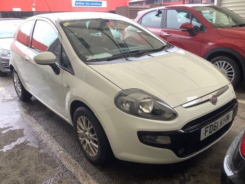 Fiat Punto Evo  1.2 MYLIFE 3d 68 BHP 1 OWNER + ONLY 57K + FSH ++++