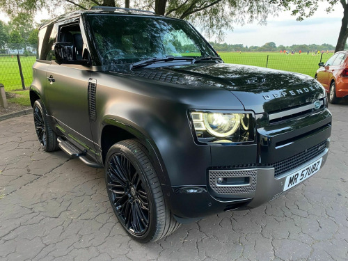 Land Rover Defender  3.0 D250 MHEV X-Dynamic HSE Auto 4WD (s/s) 3dr