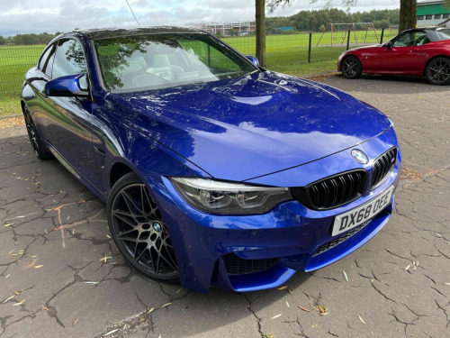 BMW M4  3.0 BiTurbo GPF Competition DCT (s/s) 2dr