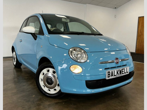 Fiat 500  1.2 COLOUR THERAPY 3d 69 BHP AIR CON - LOW MILES -