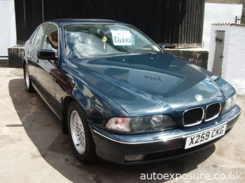 BMW 5 Series 528 528I SE AUTO Auto 4 Door Saloon