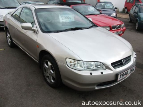 Honda Accord  3.0I V6 AUTO Auto 2 Door Saloon