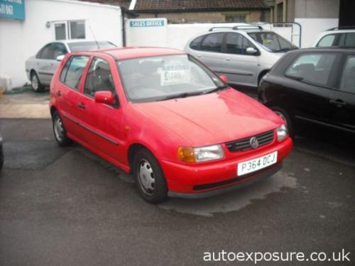 Volkswagen Polo  1.4 CL 5 Door Hatchback