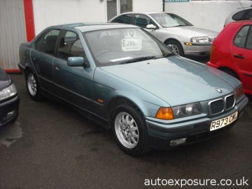 BMW 3 Series 318 318 I SE 4 Door Saloon