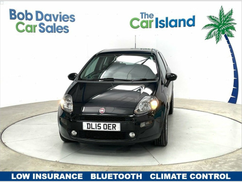 Fiat Punto  1.2 EASY 3d 69 BHP Low Insurance Group & Alloy
