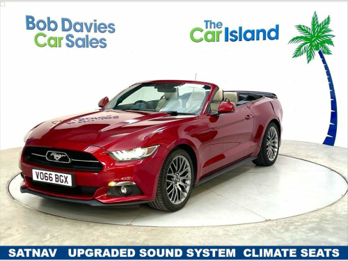 Ford Mustang  2.3 ECOBOOST 2d 313 BHP Privacy Glass & 19&quo