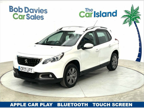 Peugeot 2008 Crossover  1.2 PureTech Active 5dr Bluetooth Cruise & DAB
