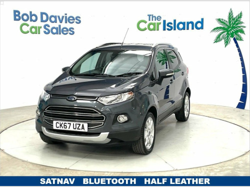 Ford EcoSport  1.5 TDCi 95 Titanium 5dr [17in] 1/2Leather Climate