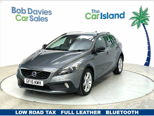 Volvo V40  1.6 D2 CROSS COUNTRY LUX 5d 113 BHP Automatic with