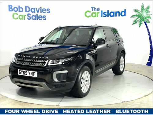 Land Rover Range Rover Evoque  2.0 TD4 SE 5d 177 BHP Heated Leather Parking Senso