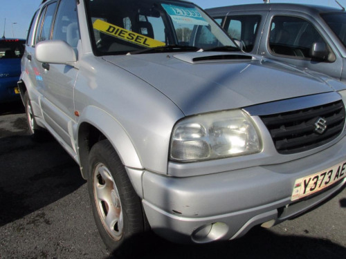 Suzuki Grand Vitara  2.0 TD 5d 108 BHP