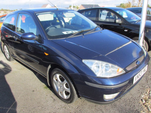Ford Focus  1.6 INK 3d 100 BHP