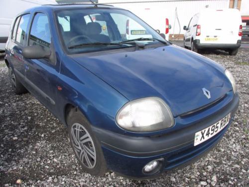 Renault Clio  1.1 GRANDE 5d 59 BHP