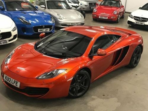 McLaren 12C  3.8 S-Auto 2dr
