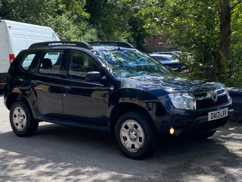 Dacia Duster  1.5 AMBIANCE DCI ++ONE OWNER+FULL DEALER SERVICE HISTORY