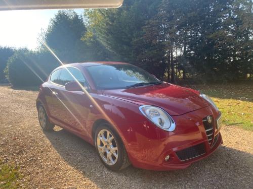 Alfa Romeo MiTo  T LUSSO