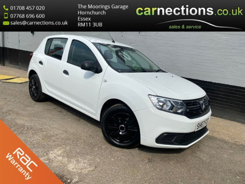 Dacia Sandero  1.0 AMBIANCE SCE 5d 73 BHP IDEAL FIRST CAR