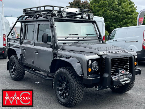 Land Rover 110  XS DoubleCab LWB