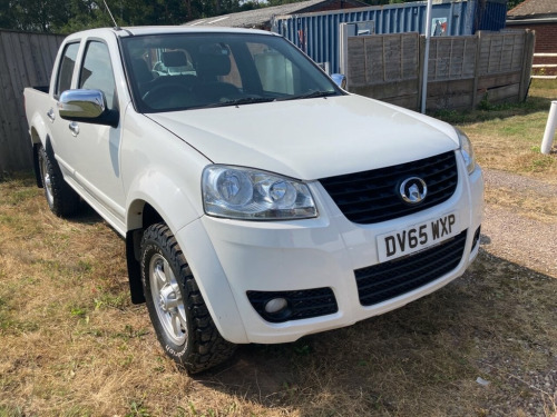 Great Wall Steed  2.0 TD S 4X4 DCB 5d 137 BHP