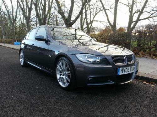 BMW 3 Series 325 325i M Sport 4dr 2.5