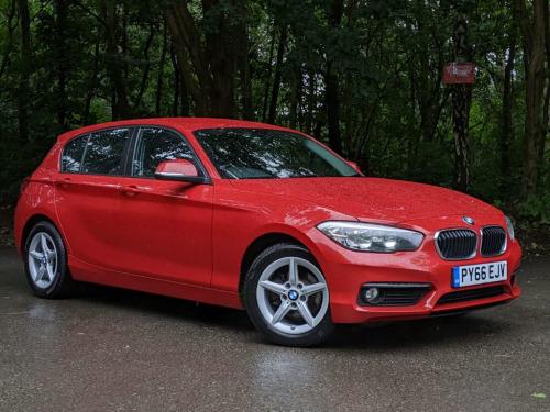 BMW 1 Series 114 1.5 116D ED PLUS 5d 114 BHP
