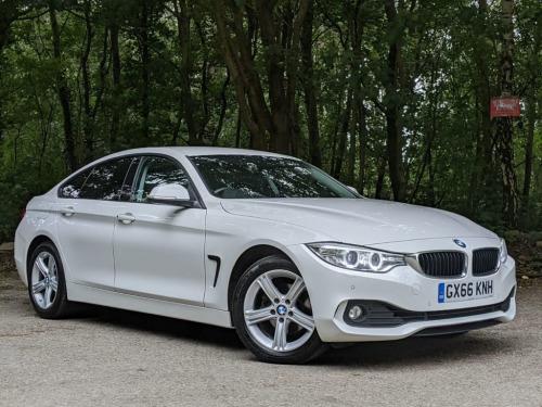 BMW 4 Series  2.0 420I SE GRAN COUPE 4d 181 BHP
