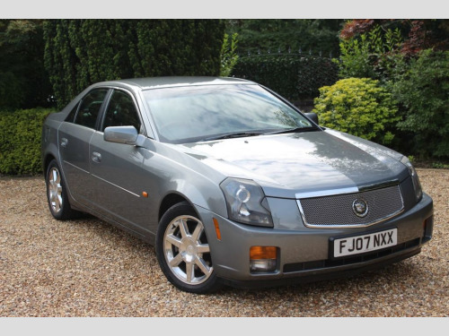 Cadillac CTS  3.6 V6 SPORT LUXURY 24V 4d 255 BHP ** EXCELLENT CO