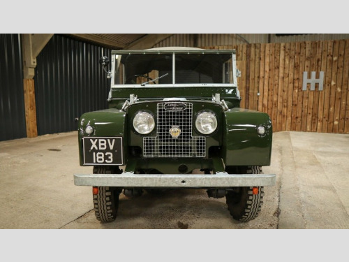 Land Rover SERIES 1  2.0  Rare and Collectable, Stunning
