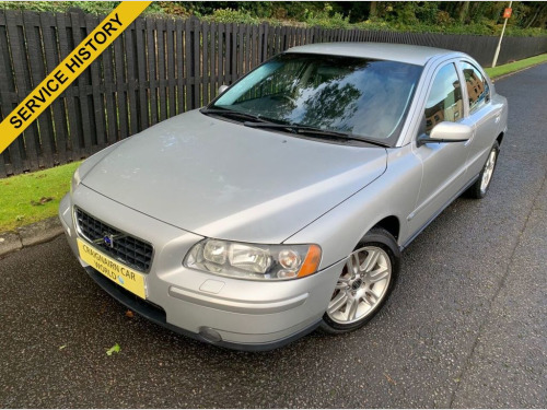 Volvo S60  2.0 S T 4d 177 BHP Heated Seats + Cruise Control