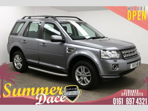 Land Rover Freelander  2.2 TD4 XS 5d 150 BHP SAFETY MEASURES IN PLACE